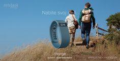 Fitbit Charge - nový monitor aktivity a spánku, ktorý Vám umožní sledovať na OLED displeji aktuálny pokrok a zobrazí Vám, kto Vám volá.