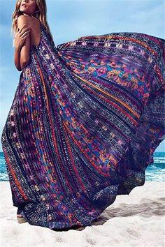 BNWT PEACOCKS BOHO MULTI TRIBAL PRINT MAXI  SUMMER DRESS