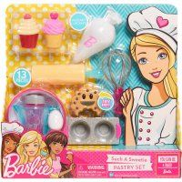 2017 News about the Barbie Dolls! : barbie-such-a-sweetie-pastry-set NEWS about the Collection Barbie Dolls in 2017 2017 Barbie's® Dream House® Reproduction) -Release Date: September The year is 1962 and Barbie® doll has moved into her swell new Dream H… Mattel Barbie, Barbie Doll Set, Barbie Sets, Barbie Food, Barbie Doll House, Barbie And Ken, Accessoires Barbie, Barbie Playsets, Princess Toys