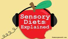 Sensory Diets: Explained