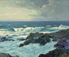 Stapleton Kearns: Seascape