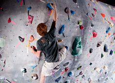 Urban Rocks Gym--rock climbing gym in Chattanooga, TN