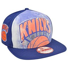 NBA New Era 9Fifty 950 A Frame Over Watercolor New York Knicks Snapback Hat Cap >>> Be sure to check out this awesome product.