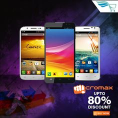 Power up yourself with #Micromax smartphones. Avail upto 80% off. #TogoFogo #OnlineShopping