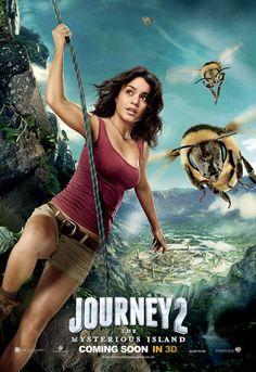 Viaje Al Centro De La Tierra 2 -La Isla Misteriosa (2012)