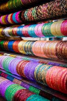 Bangles in all different colors! Pakistani Jewelry, Indian Jewelry, Indian Bangles, Bridal Bangles, Bridal Jewelry, Bridesmaid Jewelry, Bridal Mehndi Dresses, Wedding Mehndi, Bollywood Wedding