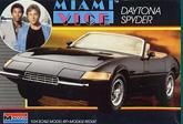 Ferrari 365/GTB/4 Daytona Spyder from Miami Vice. On the show, it was a kit car fiberglass body on a Corvette chassis.