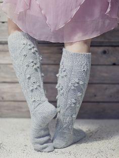 Novita wool socks, Womans socks made with Novita 7 Brothers yarn #novitaknits #knitting #knits #villasukat #raggsockor https://www.novitaknits.com/en