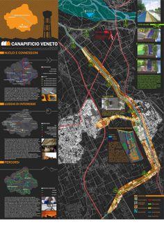 Concorso di idee per il recupero e il riordino edilizio ed urbanistico dell'area dell'ex Canapificio Veneto