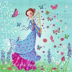 illustrations caroline bonne muller - Page 12 Art And Illustration, Illustrations, Marie Cardouat, Pintura Graffiti, Photo Deco, Whimsical Art, Beautiful Paintings, Cute Drawings, Cute Art