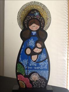 Divina Pastora por Alegria Vargas