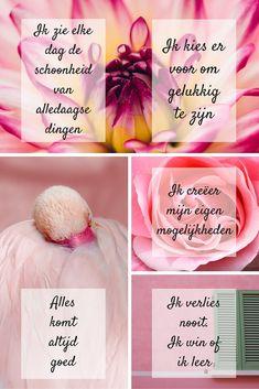 affirmaties die ik mooi vind via mindbodylife.nl wat zijn positieve affirmaties en hoe beinvloeden ze je? Lees het hier.
