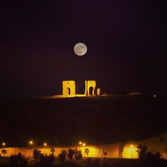 Super moon #amazing #architecture #building #discover #explore #fez #goodnight #instagram #instagood #instadaily #journey2016 #landscape #morocco #moon #night #outdoorphotography #photo #photography #supermoon #travel #travelgram #travelphotography #urban #vacation