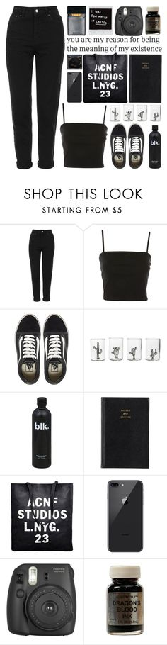 """Untitled #240"" by onlymyniallhoran ❤ liked on Polyvore featuring Topshop, Vans, Casarialto, Prada, CO and Fujifilm"