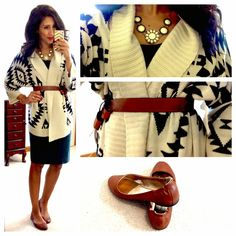Hello, Gorgeous!: Catch Bliss Boutique Aztec Sweater Giveaway!!
