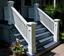 Monet Inspired Deck Skirting - This image will give you the inspiration. You can apply it in your home.