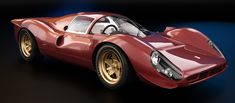 1967 Ferrari 330 P4 by Michael Marcondes | Transport | 3D | CGSociety