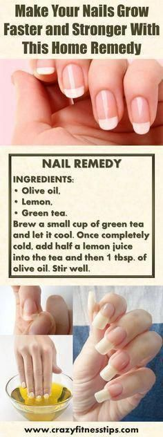 Make Your Nails Grow Faster and Stronger With This Home Remedy #nailcaredesign #nailcaretreatment #ToenailFungusVinegar Normal Hair Loss, Why Hair Loss, Hair Loss Cure, Argan Oil For Hair Loss, Hair Loss Shampoo, Grow Nails Faster, How To Grow Nails, Kool Aid, Ongles Plus Forts
