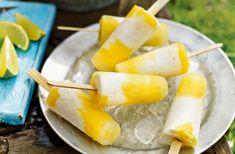 Piña colada ice lollies | Tesco Real Food