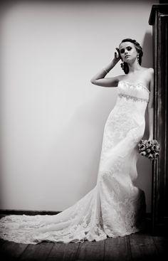 """""""Mano Suknelė"""" wedding dress."""