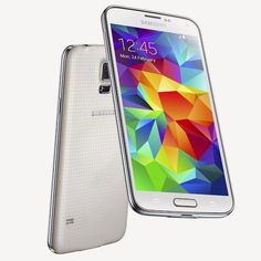 My Samsung Galaxy S5 - white by Ale volim VT