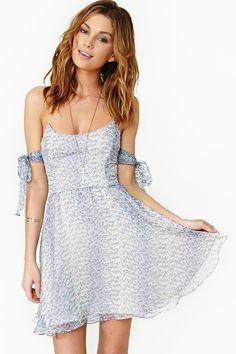 Kiss Me Dress. Omg OMG OMG. I love this!