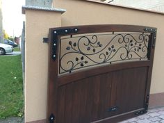 Wrought Iron Gate Designs, Doors, Storage, House, Furniture, Home Decor, Purse Storage, Decoration Home, Home