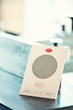 Coava Coffee Roasters — DISK Coffee Filter | For AeroPress