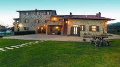 Agriturismo La Collina delle Stelle - Farm house in Bibbiena, province of Arezzo