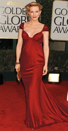 200 Celebrity Looks We Love - Cate Blanchett in Donna Karan, 2004 from #InStyle
