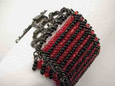 Handmade Beaded Bracelet Seed Beads