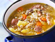 Soupe façon irish stew