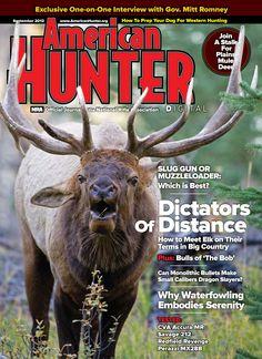 American Hunter: September 2012