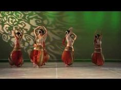 """Kiaroscuro"" : Belly Dance-Indian fusion by Irina Akulenko - YouTube"