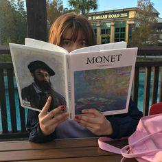 monet #books