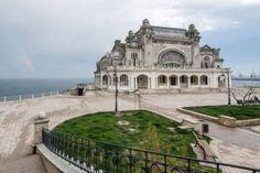 Das Kasino in Rumäniens Hafenstadt Constanța