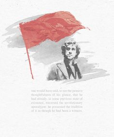 Enjolras was a charming young man, who was capable of being terrible. He was angelically beautiful. He was Antinous wild. You would have said, to see the thoughtful reflection of his eye, that he had already, in some preceding existence, passed through the revolutionary apocalypse. He had the tradition of it like an eyewitness. He knew all the little details of the grand thing, a pontifical and warrior nature, strange in a youth.