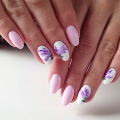 97 Bright Ideas Of Gel Nails For Summer In 2019 - Page 89 of 97 - PinningFashionPinningFashion Fall Nail Art Designs, Cool Nail Designs, Almond Acrylic Nails, Fabulous Nails, Flower Nails, Nail Art Galleries, Matte Nails, Mani Pedi, Short Nails