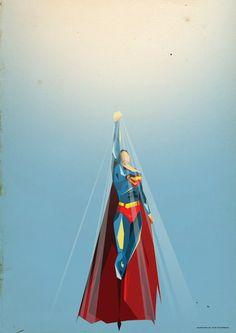 The Man of Steel  Superman!