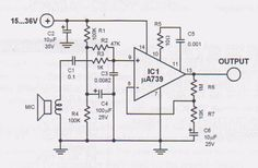 613263674229550071 together with Electret Condenser Microphone Circuit together with Index4 furthermore Simple Pre  Mic Using Ic Lm358 moreover Wiring Diagram For Condenser Microphone. on electret mic diagram