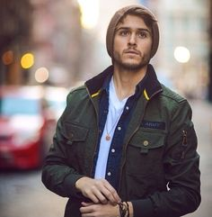 drag to resize Burberry Men, Gucci Men, Adam Gallagher, Hipster Man, Stylish Mens Outfits, Fashion Essentials, Fine Men, Gentleman Style, Bearded Men