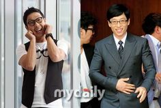 HaHa praises Yoo Jae Suk for working on his birthday