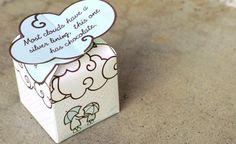 Cajas de regalo originales