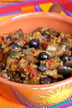 Venite a conoscere lo Zaalouk di melanzane; un piatto di origine marocchina che vi sorprenderà!