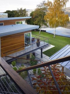 Modern and Bright House with Amazing View Over the Columbia River, Washington