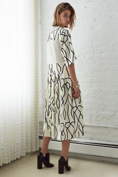 ellery resort 2015 // love her hair too