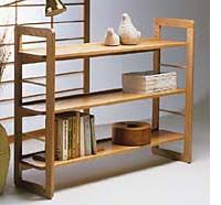 Knock Down Bookcase Woodworking Plans