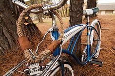 Das Retro-Schloss für dein Fahrrad   wildcrumbs