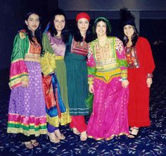 traditional dresses Models photos: Afghan Traditional Dresses