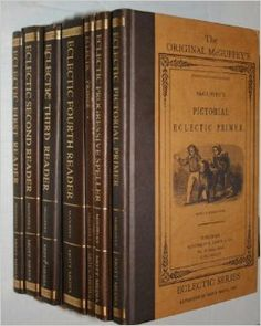 The Original McGuffey's Eclectic Readers/Boxed Set (Eclectic Educational, 7 Volumes/ Primer, Pictorial Primer, Speller and 1st - 4th Readers)